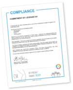 Compliance Commitment PDF Thumbnail Image