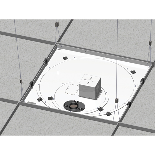 Suspended Ceiling Replacement Kit With Power Outlet