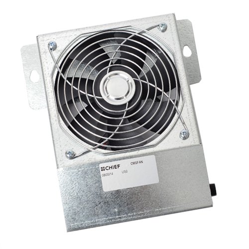 Plenum Rated Fan Kit