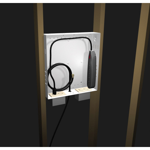 Pre Wire In Wall Box Pac516 Legrand Av