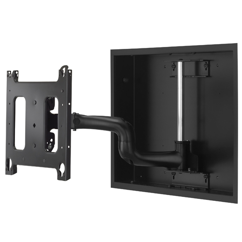 Large Low Profile In Wall Swing Arm Mount 22