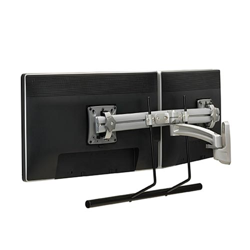 Kontour™ K2W Wall Mount Swing Arm, Dual Monitor Array