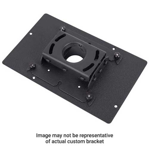 Custom RPA Projector Mount (Black) | Legrand AV Brands