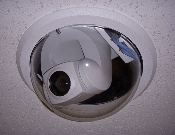 DomeVIEW 70 Indoor Pendant Camera System