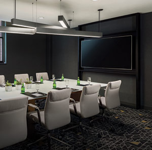 Conference Room Design with LEED
