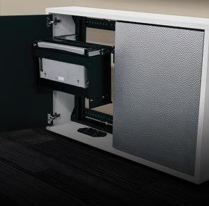 How to Hide System Equipment Beyond the Standard Rack Mount
