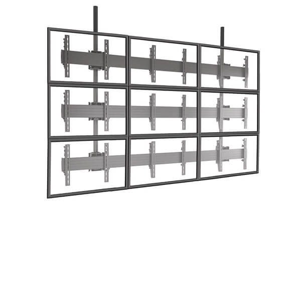 Fusion Video Wall Ceiling Mounts