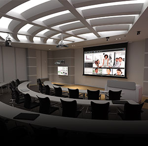 Enhance Learning Environments Lecture Hall Image