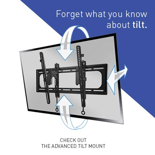 Sanus Advanced Tilt Mount