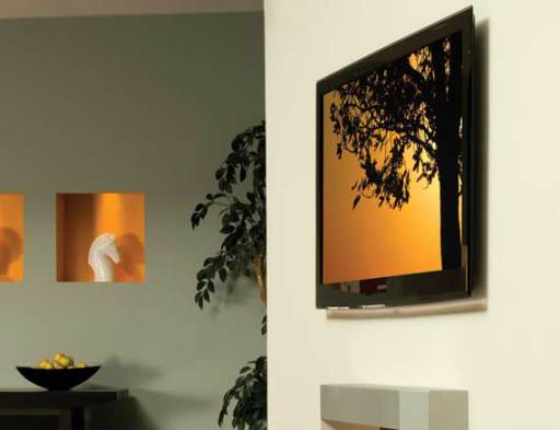 Super Slim Fixed Position Wall Mount For 26 Quot 47 Quot Flat