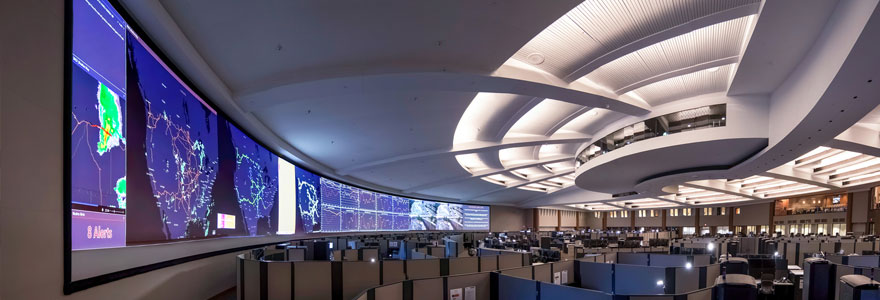 Command and Control Centers