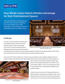 Four Winds Casino Case Study Cover